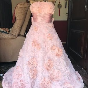 Sherry Hill Formal Gown Size 2